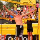 Jake Gibb did not disappoint the hometown crowd either (he attended Utah). A big week for the state in beach volleyball!