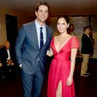 The Green Bay Packers quarterback and the actress, who both appeared onstage together at the 49th Annual Academy of Country Music Awards in Las Vegas on April 6, 2014, have been dating as of May 2014.