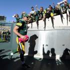 QB, Green Bay Packers
