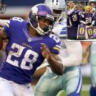RB, Minnesota Vikings
