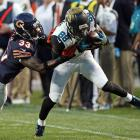 The undrafted free agent out of Miami had a terrific preseason and showed nice chemistry with rookie QB Blake Bortles. With limited talent on the Jacksonville depth chart, Hurns has a legitimate chance to make help fantasy owners happy.