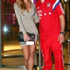girlfriend of Mario Gotze (Germany)