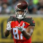 The second-round rookie from Washington is 6-foot-6 and scored 21 TDs over 38 games in college.  With Tim Wright out of town, Seferian-Jenkins could emerge as a fantasy weapon if he's the athletic freak people think he is.