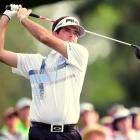 Watson is among the longest drivers on the PGA Tour and has won the Masters Tournament twice (2012 and '14).