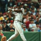 Chili Davis spent the first seven years of his career in the National League before finding a second career as a designated hitter, switching from outfield to the DH full time in his 30s. One of the best switch-hitters ever, Davis trails only Eddie Murray, Mickey Mantle, Chipper Jones and Lance Berkman in home runs by a switch-hitter, with 350. He was a productive and powerful hitter throughout his career, knocking 19 home runs in his final season at age 39.