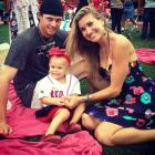 The Boston Red Sox pitcher and the model were married on November 14, 2009 and have a daughter, Colbi Dawn (born August 4, 2010).