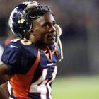 Carter was a four-time Pro Bowl selection with the Chiefs and a three-time arrestee, but the Broncos felt his talent outweighed his off-field misbehavior. He was offered a four-year, $22.8 million deal with Denver and became the NFL's most expensive defensive back. After an unimpressive first season, Carter was suspended the entire 2000 season for violating the NFL's substance abuse policy for the fourth time. He was released in the middle of the 2001 season.