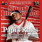 Through 19 seasons, David Ortiz has consistently produced at the plate, hitting .300 or better six times, crushing 30 or more home runs while driving in more than 100 runs nine times. When Big Papi seemed to be fading with two straight seasons of declining batting average in 2008 and 2009, he responded with an active streak of three straight years of improvement, including a .318 batting average in 2012. Ortiz, a nine-time All Star and six-time Silver Slugger Award winner, was the World Series MVP in 2013, after hitting .688 with two home runs and six RBIs in the Fall Classic against the Cardinals.