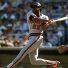 Don Baylor passed up on becoming the first black football player at Texas to pursue his baseball career, becoming a premier hitter in his 19-year career. Baylor hit 338 career home runs, hitting 20 or more nine times and recording a career .777 OPS. Baylor also had speed, stealing 285 career bases, including a high of 52 in 1976. The 1979 AL MVP also had a knack for getting beaned, leading the league in hit by pitches eight times. His 267 career beans are the fourth most all-time.