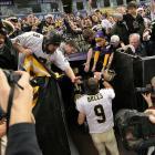 QB, New Orleans Saints