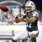 The veteran receiver is being overlooked, and for good reason, because he's no longer catching passes from Peyton Manning.  However, Decker will get a ton of targets for the Jets and is a nice value at his current average draft position.