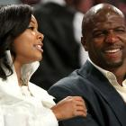Celebrities at NBA All-Star Games