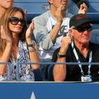 Celebrities at the U.S. Open