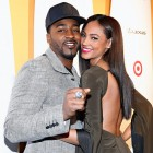The free agent wide receiver and the SI Swimsuit model announced their engagement via Instagram on July 12, 2014. The couple welcomed a baby boy, Amir Hakeem Nicks, on June 10, 2015.