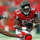 Douglas showed last season that he can produce WR3 Fantasy number after Julio Jones went down with an injury. Douglas returns to being Matt Ryan's third option with Jones and Roddy White back at full strength, but he could see ample targets with Tony Gonzalez retired.