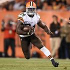 Ben Tate isn't exactly a sure thing in his first season as a starter and rookie Terrance West has failed to impress. Crowell could step in and emerge as fantasy option if Tate gets injured or underperforms. Crowell, an undrafted free agent, was a five-star recruit before off-the field issues derailed his college career.