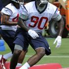 For better or worse, the selection of Jadeveon Clowney at No. 1 overall this year will be a defining moment in the tenure of Houston GM Rick Smith. Clowney stood out as the top football talent in the 2014 draft for months and months, only to have his detractors point out a lack of production last season. The Texans entertained the thought of trading down from the top spot, too, before opting for Clowney over a potential franchise quarterback. The Texans, coming off a 2-14 season, need Clowney to be everything it appears he can be.