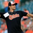 Aug. 27 at Oriole Park at Camden Yards in Baltimore