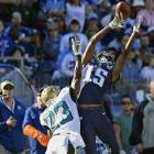 The second-year receiver showed signs of his high ceiling last season with a few big games down the stretch. Hunter has the tools to develop into a WR1 in his prime and should play a prominent role on  young Titans' offense.