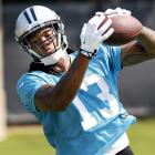 The 6-foot-5, 240-pound, No. 28 overall pick is a perfect red-zone target and he could help the Panthers win games immediately. For fantasy purposes, he's merely a WR3 or a WR4 until he proves he can be more than just a TD-dependent gamble on a weekly basis.