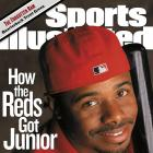 Arguably the best player in the game (or at least the American League), Griffey went to his hometown of Cincinnati in what appeared to be a grand renaissance for the Reds. But Griffey was constantly marred by injuries and losing. Cameron became an All-Star and helped the Mariners win the AL West in 2000 and 2001. He also won two Gold Gloves and notched a four-home run game with Seattle.