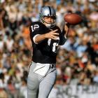 """Stabler was a four-time Pro Bowl selection and was also named the 1974 NFL MVP after leading the league with 26 touchdowns and throwing for 2,469 yards. Stabler played 15 seasons in the NFL, including 10 with the Oakland Raiders, who won Super Bowl XI behind """"Snake."""""""