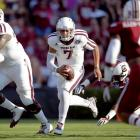 Kenny Hill of Texas A&M runs during a 52-28 win against South Carolina on Aug. 28.