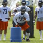 Lamarr Houston doesn't have the same kind of name recognition as others on this list, but that doesn't mean that he doesn't deserve attention.  The newly-minted Chicago Bear was signed in the offseason to a five-year, $35 million contract with $15 million guaranteed.  That said, Houston only has one big thing to prove: why does he deserve to be paid an average of $7 million a year for the next five years?  Training camp's a good place to erase any doubt.