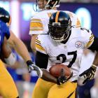 Blount averaged five yards per carry last season in New England and his style translates perfectly to Pittsburgh's smash-mouth style. He's one Le'Veon Bell injury away from being a fantasy asset.