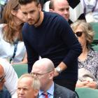 Celebrities at Wimbledon