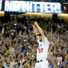 Kershaw threw his first career no-hitter -- and the Dodgers' second no-hitter in less than a month -- against the Rockies in L.A. on Wednesday, June 18. His gem included 15 strikeouts and zero walks, but a Hanley Ramirez throwing error ruined his perfect game bid. Here's a look at the most recent no-hitters by team.