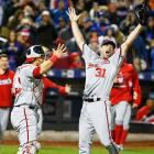 In his final regular start of the 2015 season, Max Scherzer struck out 17 New York Mets batters over nine hitless innings for his second no-hitter of the season.