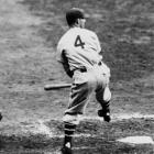 Ott hit 30 or more home runs eight times and led the NL in home runs six times. Master Melvin became the third member of the 500 club on Aug. 1, 1945, in New York with a solo homer off Boston's Johnny Hutchings.