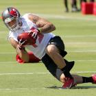 One year after heaving passes to Brandon Marshall and Alshon Jeffery in Chicago, new Buccaneers quarterback Josh McCown will get to enjoy a Vincent Jackson-Mike Evans combination in Tampa Bay – that is if Evans is the real deal. We'll start to get a clearer picture in camp.
