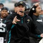 After Jacksonville finished 29th in offense and 30th in points scored in 2012, the Jaguars gave Mike Mularkey his walking papers. The team finished 2-14 under his watch.