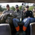 Athletes Hunting