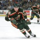 The league's youngest expansion team took the ice three years after it was awarded in the NHL's second stab at sticking in Minnesota. Now owned by a group led by Craig Leipold, who bought the Wild after selling the Predators in 2007, the Wild has struggled to make consistent postseason appearances. The high-priced additions of free agent stars Zach Parise and Ryan Suter in 2012 have spearheaded some marked improvement, as evidenced by the Wild's upset of Colorado in the first round of the 2014 playoffs, but the team has yet to reach the conference final. Even so, its future in Minneapolis-St. Paul is hardly in doubt.  All-time regular season record: 474-408-55-95; Playoff appearances: 5; Stanley Cups: 0