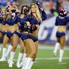 NFL Cheerleaders: Preseason Week 2