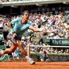 Nadal's 14 Grand Slam singles titles and '08 Olympic gold medal make him one of the most feared men in tennis.
