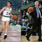 Rick Carlisle has won a title as a player (with the 1985-86 Celtics) and coach (2010-11 Mavericks). He's coached Dallas since 2008 after spending two years with the Pistons and four with the Pacers.