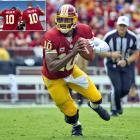 QB, Washington Redskins