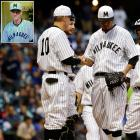 As part of a Negro Leagues tribute on July 20, 2013, the Brewers wore reproduction uniforms of the Milwaukee Bears, the city's 1923 representative in the Negro National League. Unfortunately for manager Ron Roenicke, the city of Milwaukee was misspelled 'Milwakuee' on the front of his uniform.