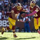 The Redskins have a new coaching regime and we're not 100 percent sure how the workload will be distributed. Helu is talented enough to steal touches from Alfred Morris if Jay Gruden decides to switch things up.