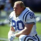 An outstanding D-lineman at University of Washington, Emtman blew out his knee nine games into his rookie season, beginning a cycle of injuries he never overcame. Emtman started just 10 games over six years for three teams.