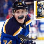 Cereal boxes, especially in Canada, have long been graced by the likes of Wayne Gretzky, Eric Lindros and other NHL icons. O-lympic legend Oshie is only one of the most recent NHLers to have a circular honey nut toasted oat cereal named in his honor. Each purchase benefits the March of Dimes.