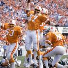 The Bucs' creamsicle jerseys and logo nicknamed Bucco Bruce may have been anything but intimidating, but at least that didn't stop Lee Roy Selmon (63).