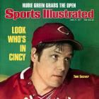 Immersed in contentious contract negotiations, Seaver wanted the kind of money that other elite starters were making. The Mets shipped him to Cincinnati in the middle of June, where he won 14 of 17 decisions and finished the year with 21 wins. Mets fans were devastated; they finished in last place that season.