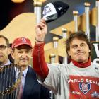 2014 Baseball Hall of Fame Inductees