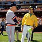 with Sparky Anderson