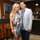 The Dallas Cowboys quarterback and the former reporter and beauty queen were married on May 28, 2011. They began dating in the summer of 2009. On April 9, 2012, the couple welcomed a son, Hawkins Crawford Romo. Their second son, Rivers Romo, was born on March 18, 2014.